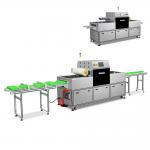 Buy cheap Horizontal Packaging Machine Chicken Vacuum Packing Machine For Sea Food from wholesalers