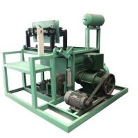 Buy cheap Waste Paper Egg Tray Moulding Machine , 2950 * 1320 * 1500mm Egg Tray Maker from wholesalers