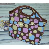 Wholesale Foldable Thermal SBR Neoprene Lunch Tote Durable With Soft Grip Handle from china suppliers