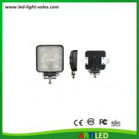 Buy cheap IP68 low DC voltage LED work lights for vessels and vehicles from wholesalers