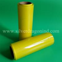 Buy cheap PVC CLING FILM FOR FOOD WRAPPING 11microns x 450mm x 1000m from wholesalers