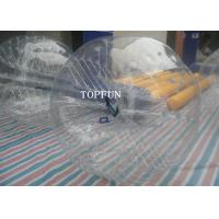 Buy cheap Clear Durable Inflatable Bubble Ball Amusement Games Use OEM from wholesalers