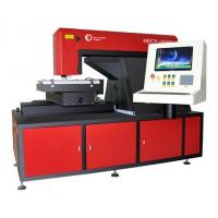 Buy cheap TCJ-QD350 High Speed Label Die Cutting Machine 1.5kw With Photoelectric Sensor from wholesalers