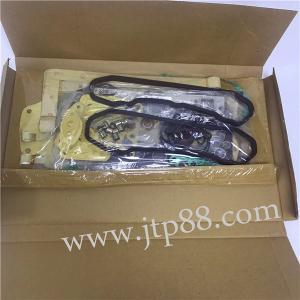 China EK100 Cylinder Head Gasket Black Color 137mm Dia OEM 04010-0187 For Truck on sale