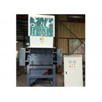 Buy cheap Heavy Duty Plastic Scrap Grinder , 380v / 60hz Hdpe Shredder Plastic Recycling Crusher from wholesalers