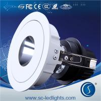 Buy cheap New design Gimbal Spring clip LED Downlight from wholesalers