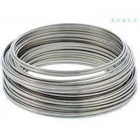 Buy cheap Custom Made 316 Stainless Steel Spring Wire Bright Surface S-Co Soap Coated from wholesalers