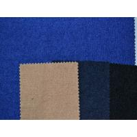 Buy cheap 148 cm Winter Coat Wool Blend Fabric , 22% Wool 12% Silver Silk 66% Polyester dm003 from wholesalers