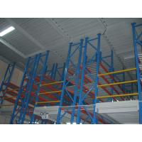 Buy cheap Logistics Equipment Multi Tier Mezzanine Rack For Warehouse Application from wholesalers
