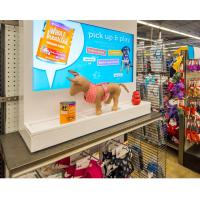 Buy cheap Different Color Digital Interactive Showcase Information Interaction For Fashion Promotion from wholesalers
