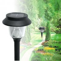 2*15W High Brightness Garden Light 3.5m Pole With Solar Special Lead-acid Battery For LED Luminaire Manufactures