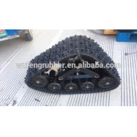 Buy cheap snowmobile ATV UTV SUV conversion system kits rubber crawler track from wholesalers