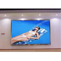 Buy cheap P4 Stable Rental Full Color Led Display With Magnet / Front Service Rgb Led Screen from wholesalers