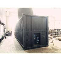 China Insulated Liquid Bitumen Storage Tank In Container Type Asphalt Container on sale