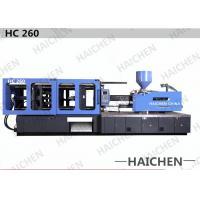 Buy cheap 260Ton Plastic Injection Molding Machine With Servo Motor For Washbasin / Fruit product