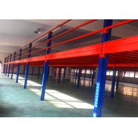 Buy cheap Engineered Industrial Steel Structure Mezzanine Floor for Warehouse from wholesalers