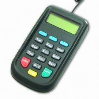 Buy cheap POS Keyboard, Small, Reliable and Secure PINPAD, Meeting with the Strict PCI PED V2.1 from wholesalers