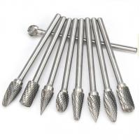 Buy cheap Safety Extended Length Carbide Burrs Carbide Die Grinder Bit Set Oem Service from wholesalers