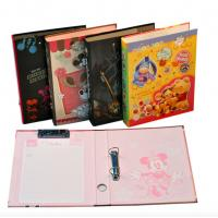 Buy cheap Custom Printing Paper Ring Binder and Lever Arch File Folder from wholesalers