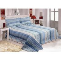 China Printed Single Bed Quilt Covers , King Queen Size Linen House Quilt Covers on sale