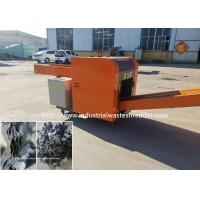 Buy cheap Resin Fiberglass Cloth Cutting Machine Chemical Fiber Cloth Shredder With Screen Parts from wholesalers