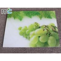 Buy cheap Tempered glass cutting boards from wholesalers
