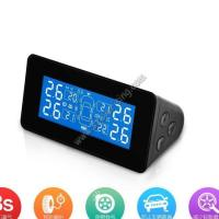 Buy cheap Solar TPMS Tool Tyre Pressure Monitoring with Replaceable Battery Internal Sensor from wholesalers