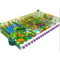 Buy cheap Indoor playground equipment from wholesalers