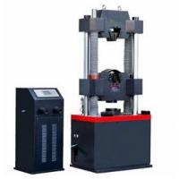 Buy cheap ,Universal Testing Machine Tensile / Flexure Digital Compression Testing Machine For Concrete Cement from wholesalers