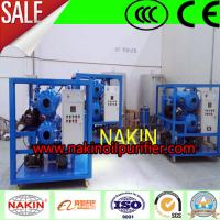 High Quality Vacuum Double Stages Transformer Oil Puifier, Oil Filtration Equipment