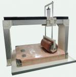 Buy cheap Mattress Rollator Durability Testing Machine , PLC Control Lab Testing Equipment from wholesalers