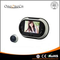 Wholesale 3.5 inch Digital Wide Angle Door Peephole Viewer For Home Security from china suppliers