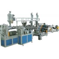 Buy cheap PET Single-layer and Multi-layer Sheet Extrusion Line from wholesalers