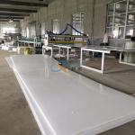 Buy cheap Cutting Board 20m3 850mm Polyethylene PE Sheet Machine from wholesalers