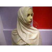 Wholesale Embroidered Hijab Silk Scarf (HP-C2635) from china suppliers