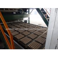 Buy cheap 220V Automatic Egg Tray Machine With Multi - Layer Dryer Capacity 5000pcs / H from wholesalers
