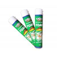 Buy cheap Fire Retardant B2 Grade PU Foam Spray 750ml for Building Insulation product