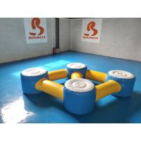 Buy cheap Bouncia Water Sports Inflatable Water Park Games With TUV Certificate from wholesalers