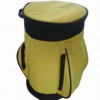 Buy cheap Golf tube cooler bag/tube insulated bag, 600D polyester with front pocket, water cannot leak from wholesalers