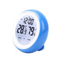 Buy cheap DTH-3305B B Touch Screen White Backlight Mini Digital LCD Temperature Humidity product