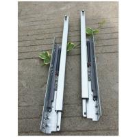 Buy cheap Concealed Undermount Soft Close Drawer Slides Heavy Duty Push To Open Type from wholesalers