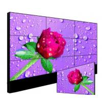 Buy cheap 500Nits 55 Inch Slim Bezel Original LCD Panel Wall-Mounted/Cabinet Video Wall For Advertisement from wholesalers