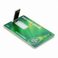 16GB usb credit card Manufactures