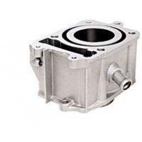 Buy cheap 125cc Aluminium Motorcycle Cylinder Block Water Cooled , 52.4mm Diameter from wholesalers