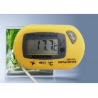 Buy cheap Car shaped ABS Plastic Refrigerator Freezer Thermometer Aquarium Freezer and Refrigerator from wholesalers