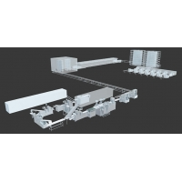 Buy cheap Danish Pastry 10KW Bakery Production Line Equipment from wholesalers