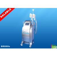 Wholesale Vertical 2 Handles Cryolipolysis Slimming Machine , Body Contouring / Coolsculpting System from china suppliers