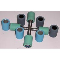 Wholesale Ring Frame Textile Machine Parts With 2 - Layer Rubber Cots from china suppliers