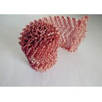 Buy cheap Crimped Copper Wire Netting  4 Strands from wholesalers