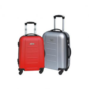 Wholesale ABS TSA Lock 210d Four Wheel Hard Shell Suitcase from china suppliers